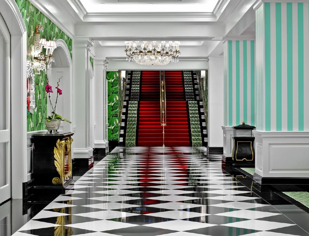Wintertime At The Iconic Greenbrier Resort Family Beautiful